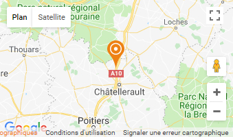 Aire Chatellerault Ouest Antran