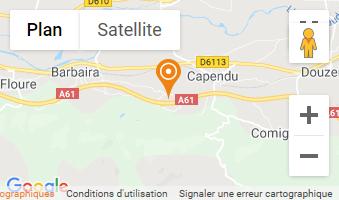 Aire Corbières Nord