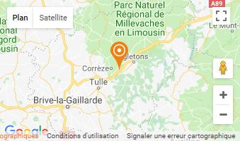 Aire Corrèze Vitrac