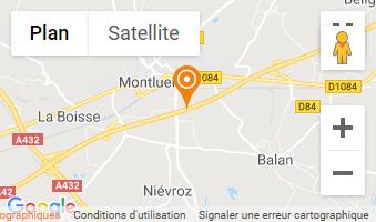 Aire Lyon Dagneux