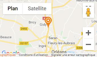 Aire Orleans Saran