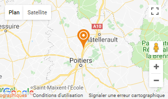Aire Poitiers Chincé