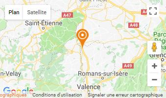 Aire Saint Rambert d'Albon Est