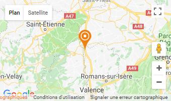 Aire Saint Rambert d'Albon Ouest